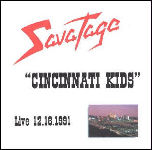 Savatage Live 1990 1994